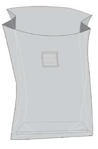 imagen de bolsa con fuelle
